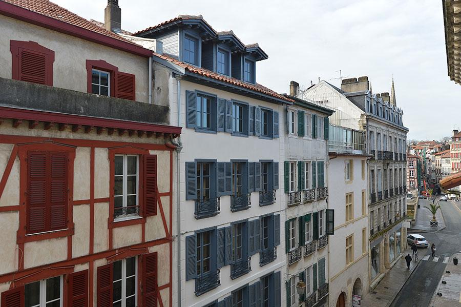 Exemple d'investissement en loi Malraux à Bayonne